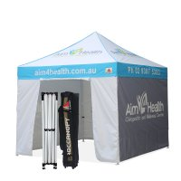 3M X3M Custom Canopy Tent Commerical Grade Pop up Canopy