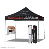 3x3 Custom Canopy Tent Commerical Grade Pop up Canopy