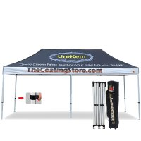 Abccanopy Custom Printed 3mx6m EZ Pop up gazebo Market Stall Custom Marquees