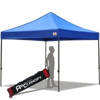 Abccanopy 3m x 3m Pop up Canopy Instant Shelter Outdor Party Tent Gazebo(Royal Blue)