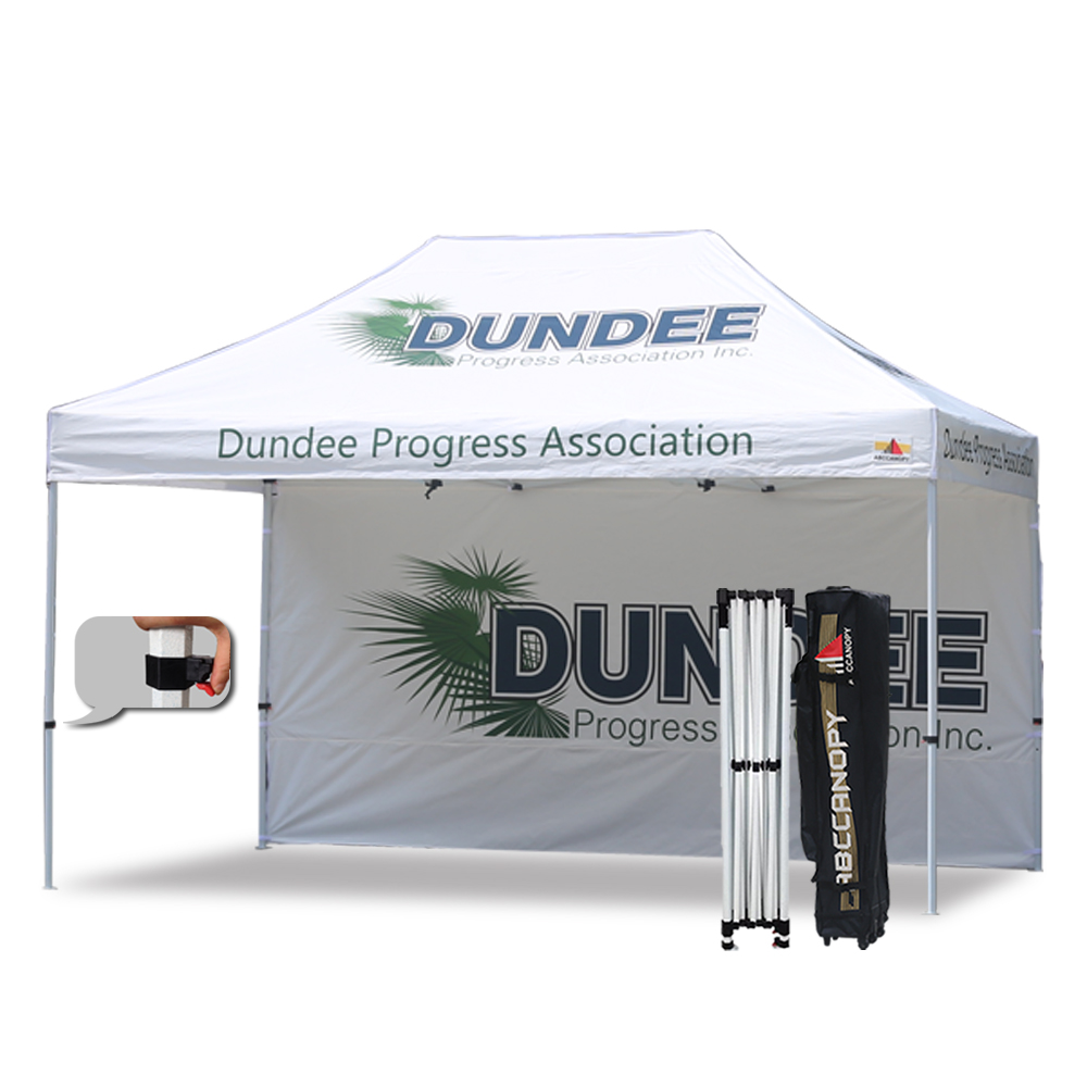 Custom Printed 3MX4.5M Marquee Canopy Pop Up Canopy w your